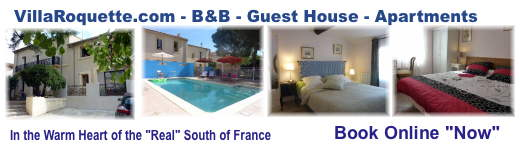 book your b&b or apartment in villa roguette online now