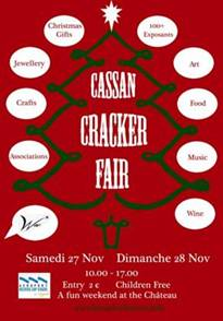 Christmas Cracker fair inHerault