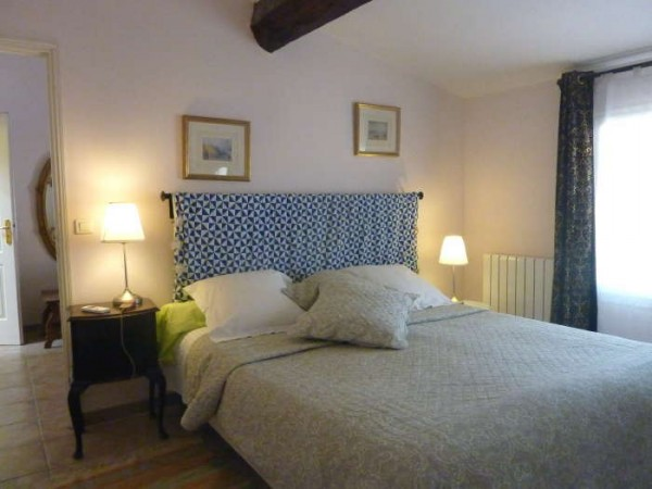 Villa Roquette bed and breakfast Sunflower suite in the South o France