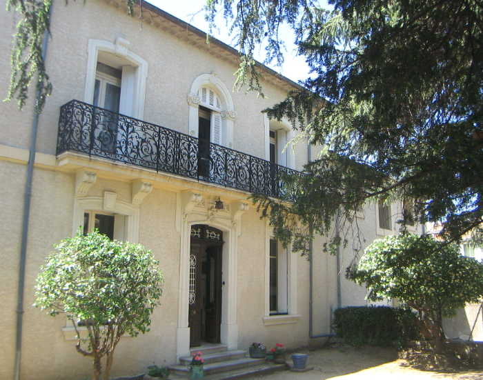 Villa Roquette in the South of France