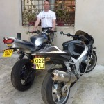 villa roquette the b&amp;b in languedoc which is great for bikers