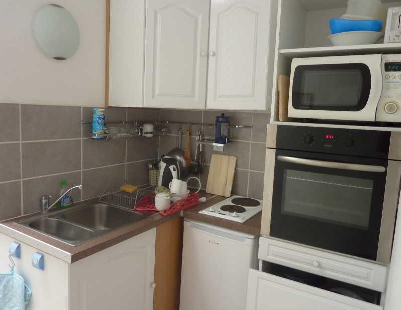 Ed Kitchen In Quince Apartment Villa Roquette Sud De France
